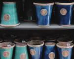 De nya färgerna på Kew Garden Krukor