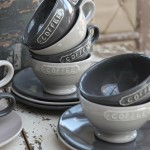 Trend coffee cup