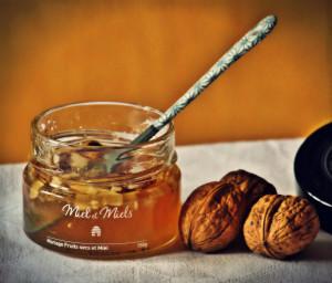 Mariage Fruits secs Miel et Miels fix